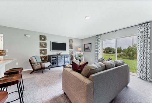 Furniture Placement for Open Floorplans