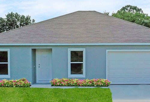Affordable New Homes in North Port