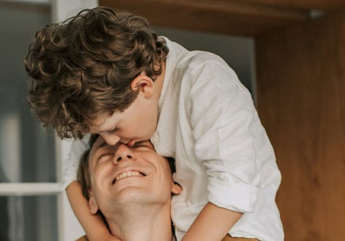 Honoring Dads on Father's Day
